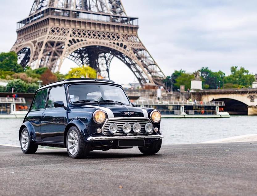 Vente De Mini Garage Austin Mini Réparation Restauration De